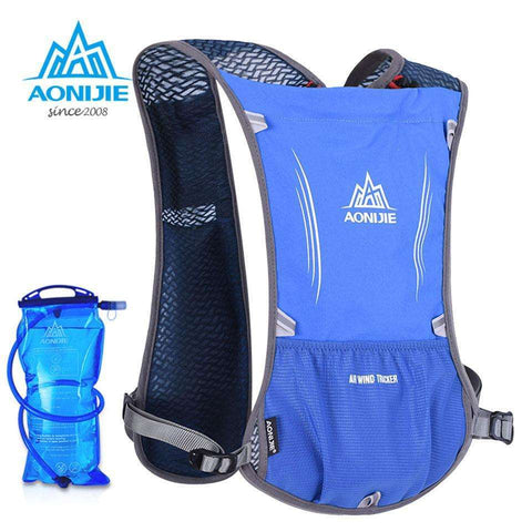 Buy the Aonijie Running Vest Pack With 1.5L Water Bag. Shop running gear Online - Kewlioo
