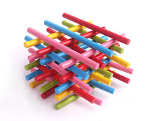 Colorful Bamboo Counting Sticks