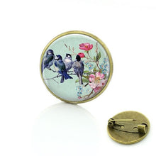 Vintage Animal Brooches Pins