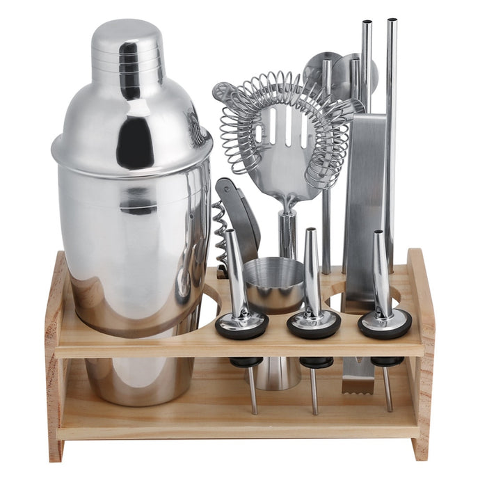 Stainless Steel Cocktail Shaker Set