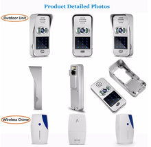 Wireless Video Door Intercom