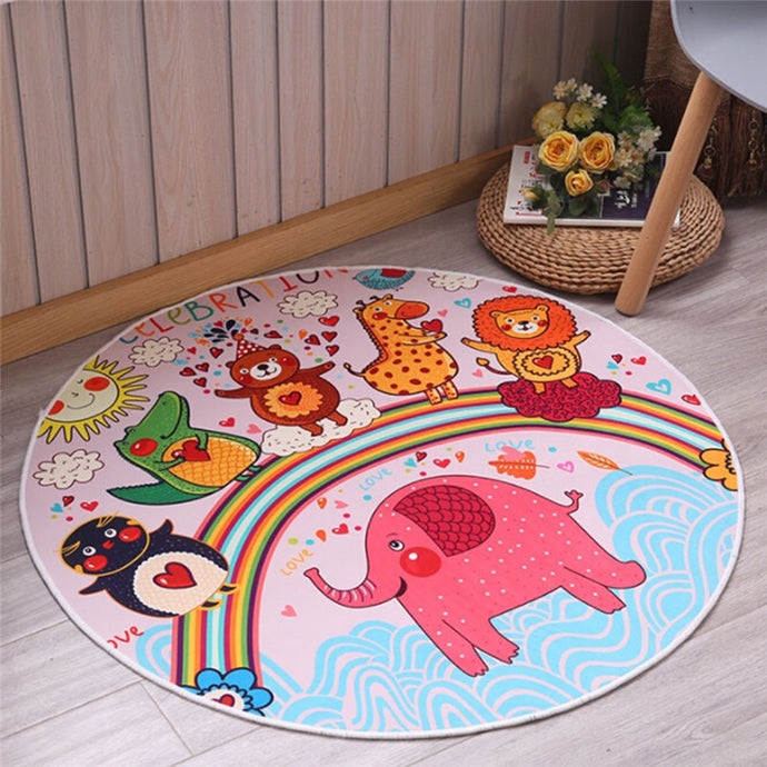 Multi-Color Baby Soft Pad