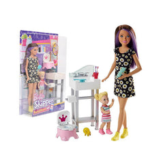 Barbie Doll Babysitter