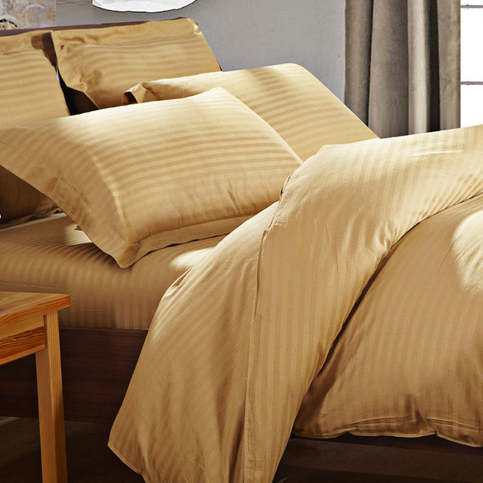 Stripe Cotton Bedding Set