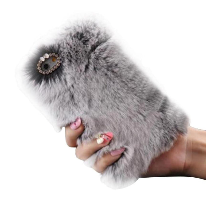 Luxury Fluffy Fur Case