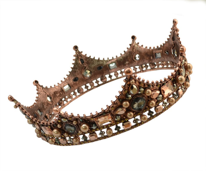 Vintage Luxury Bridal Crown