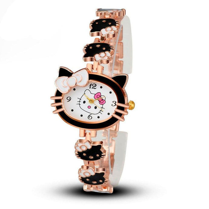 Hello Kitty Cartoon Kids Watch