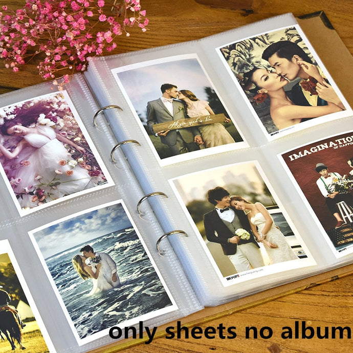 Photo Album Refill Sheets