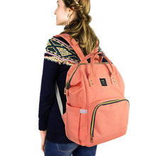 Backpack Designer Nursing Bag