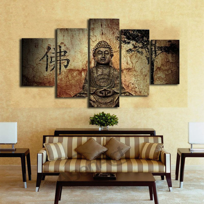 Modern Home Decoration Framed Paintings