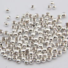 Smooth Ball Spacers Beads