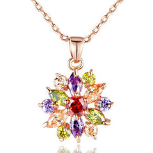 Cubic Zircon Necklaces Pendants