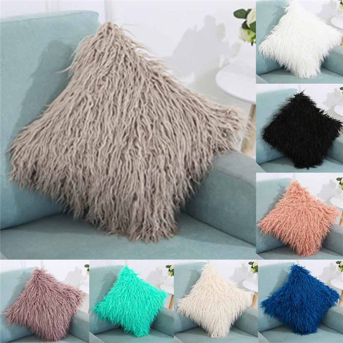 Super Soft Warm Cushion Cover