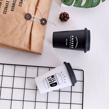 Creative Travel Coffee Mug