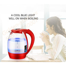 Anti Hot Electric Kettle