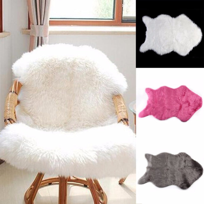 Sheepskin Washable Cushions