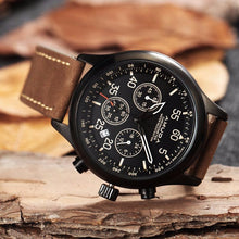Analog Date Chronograph Watch