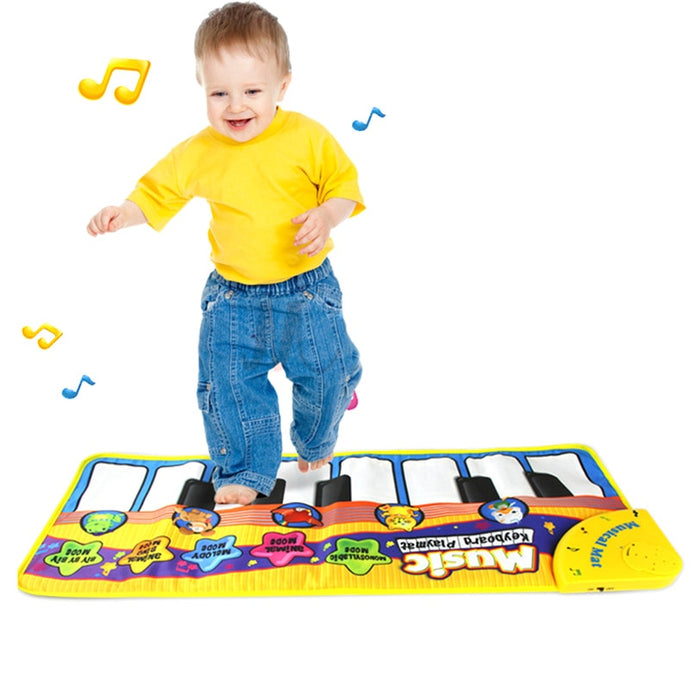 Crawling Mat Music Carpets