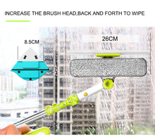 Telescopic Window Cleaning Glass