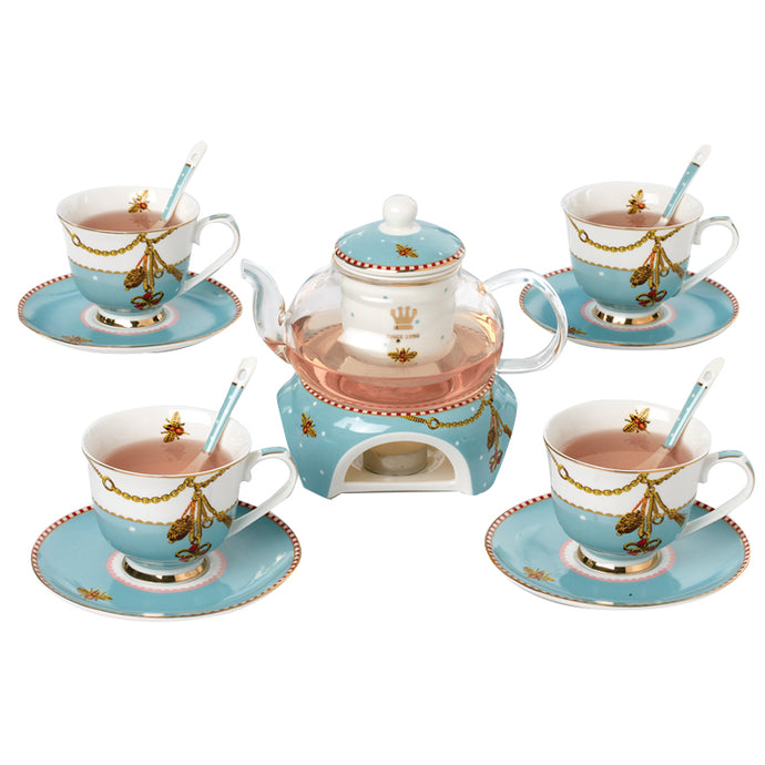 Glass Tea Set