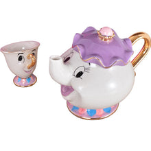 Beauty And The Beast Tea Kettle