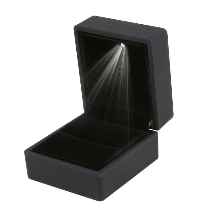 LED Lighted Jewelry Gift Box