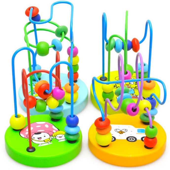 Roller Coaster Educational Toys