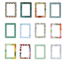 Colorful Magnetic Picture Frame
