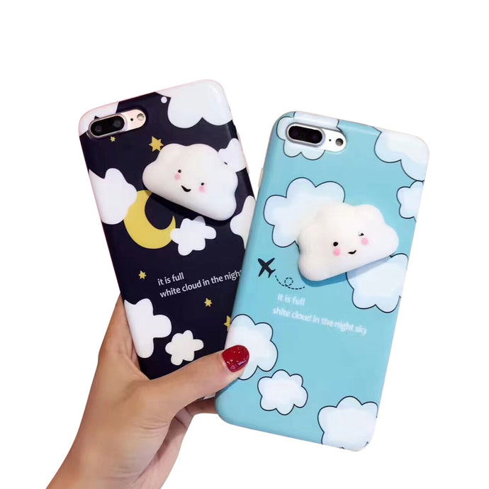 Animal Panda Soft Gel Iphone Case