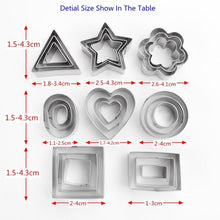 Cookie Cutter Baking Mold
