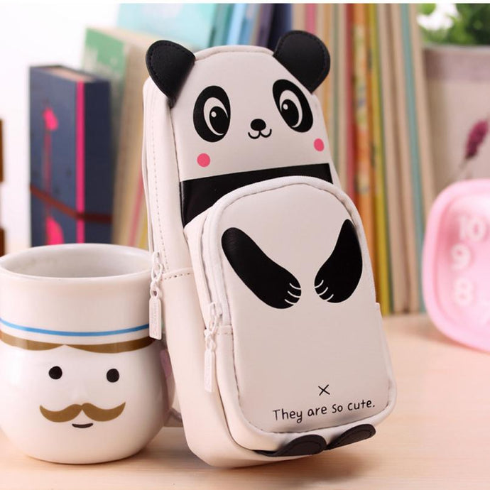 Cute Panda Pencil Case