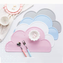 Cloud Shaped Table Plate Mat