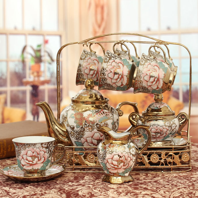 Classic Household Tea Set