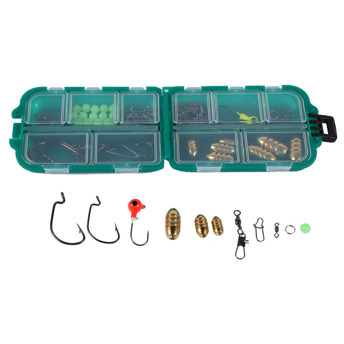 Multi-purpose Fishing Tackle Tools Set