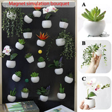 Potted Plant for Home Wall Decoration