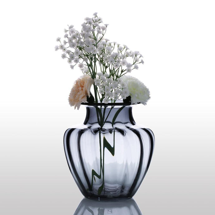 Modern Design Hand Blown Jar