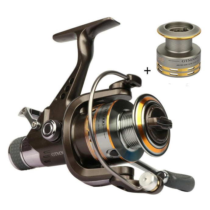 Feeder Reel With Dual Brake
