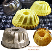 Carbon Steel Fluted Cake Pan Sets