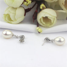 Genuine Freshwater Pearl Earrings