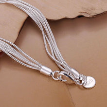 Fashion Silver Plated Bracelet