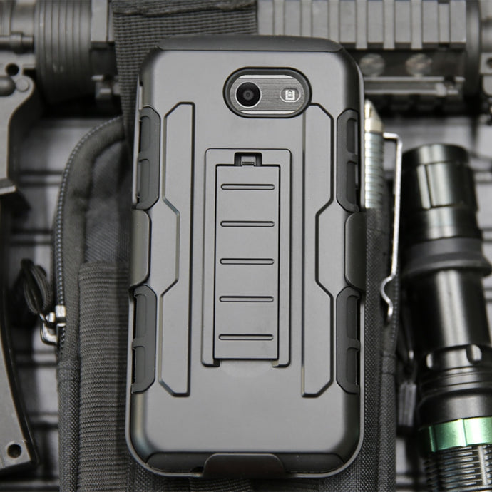 Heavy Duty Armor Samsung Phone Case