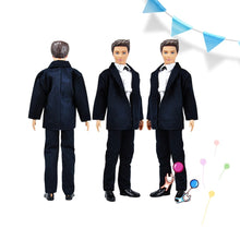 Barbie Doll and Prince Ken Doll Suit Clothes