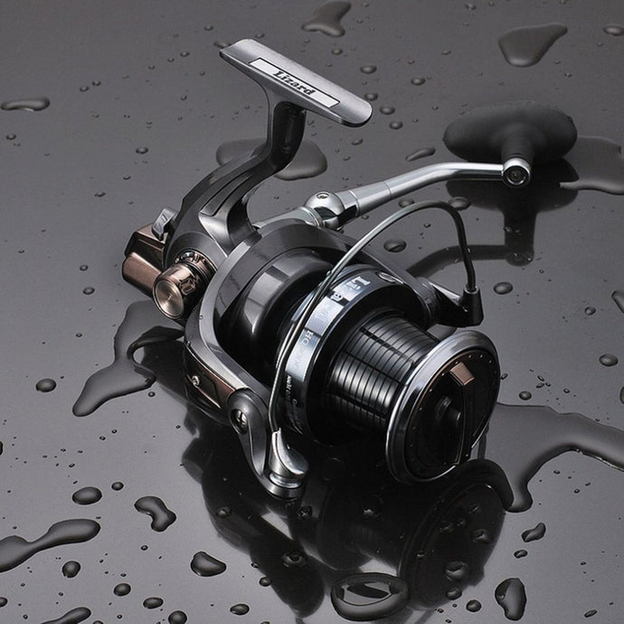 Lightweight Full Metal Body Spinning Reel