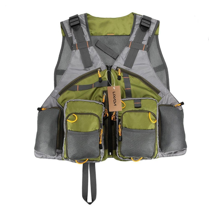 Adjustable Fly Fishing Vest