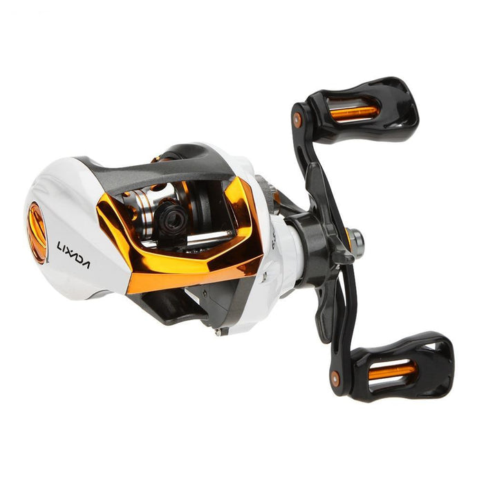 Fishing Reel With Brake System