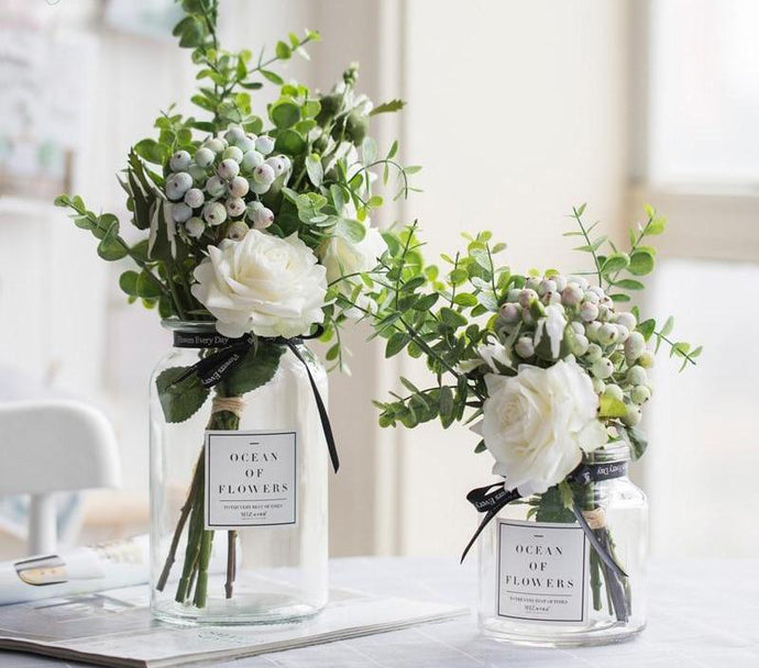 Bouquet Wedding Vases