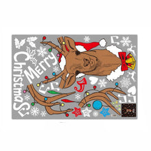 Christmas Window Wall Decal Stickers