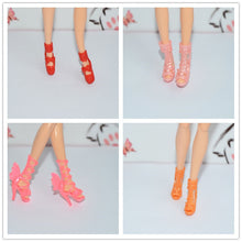 Barbie Doll Sandals Accessories