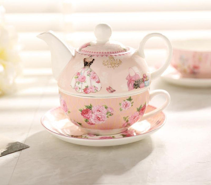 Pastoral Bone  British Scented Tea Cup
