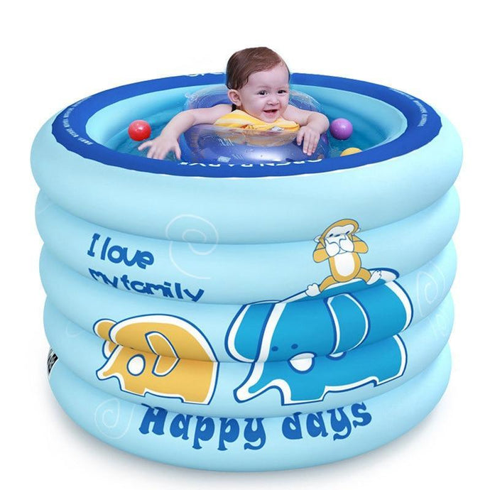 Portable Baby Inflatable Swimming Pool